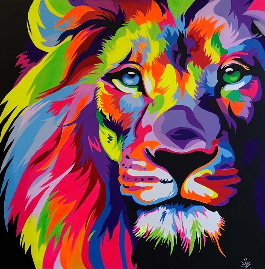 Lion-colors-by-dave-baranes